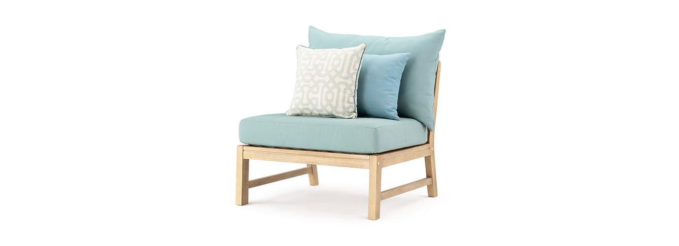 Kooper 9 Piece Seating Set - Spa Blue