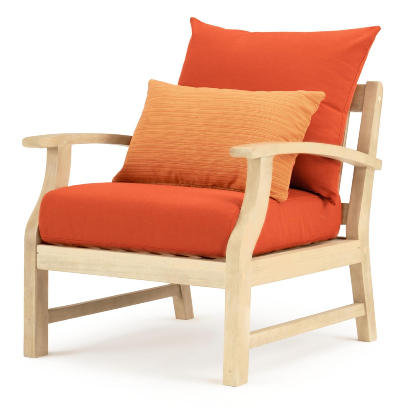 Kooper 9 Piece Seating Set - Tikka Orange