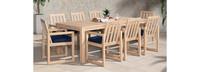 Benson™ 9 Piece Dining Set - Bliss Blue