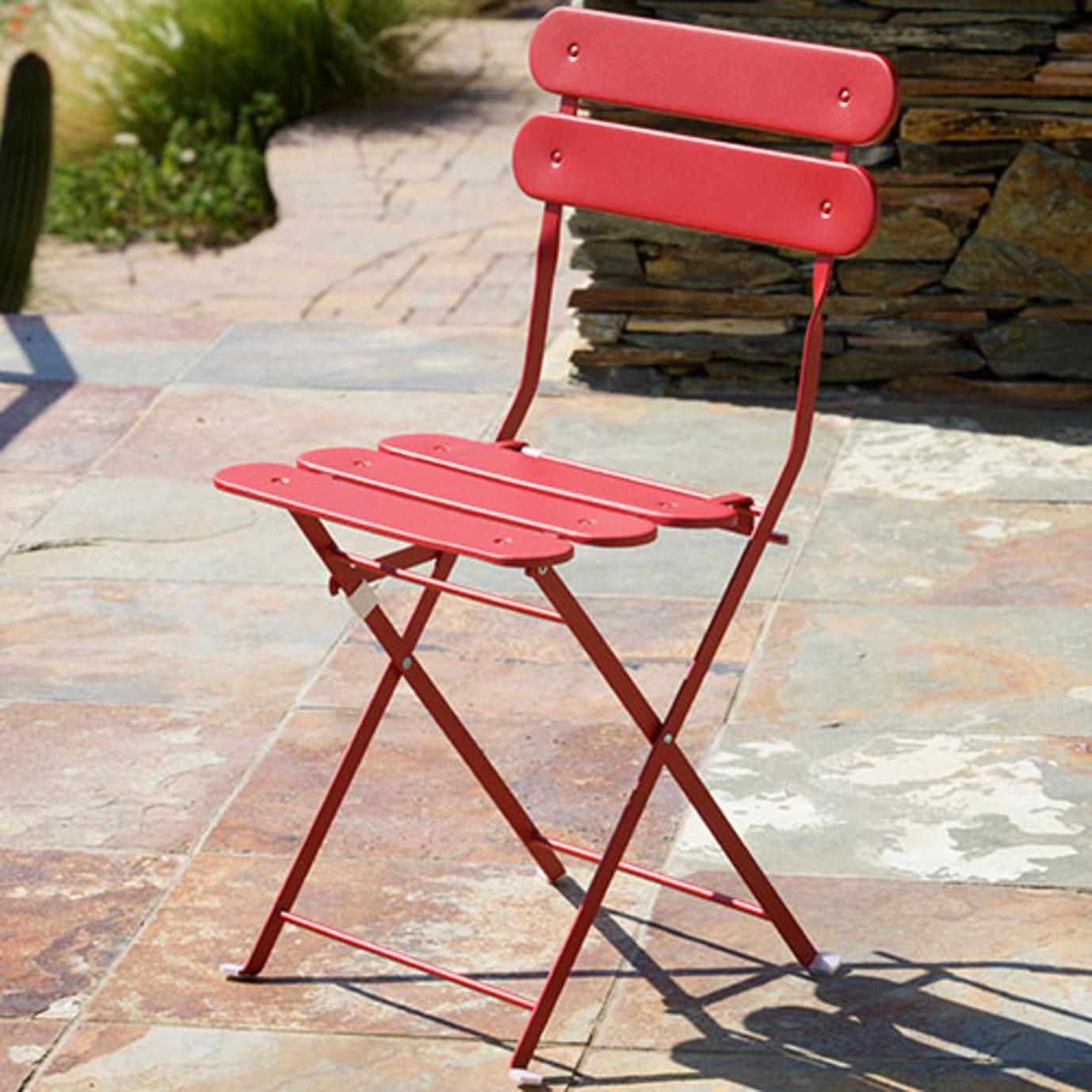 Sol™ 3pc Bistro Set - Matte Red