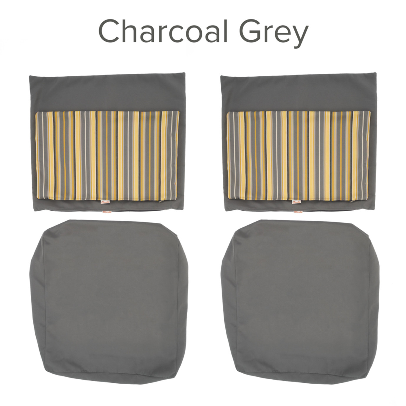 Modular Club Chair Cushion Covers