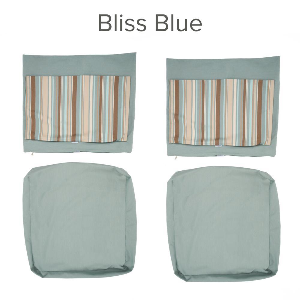... Modular Club Chair Cushion Covers ...