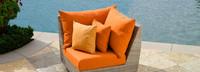 Modular Corner Chair Cushion Covers