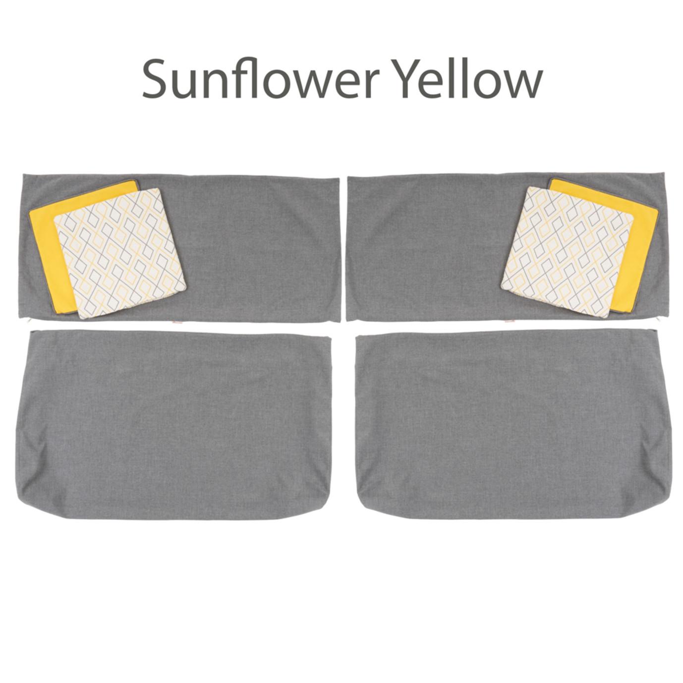 Modular Outdoor Sofa Cushion Covers