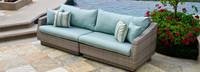 Modular Outdoor 96in Sofa Cushion Covers