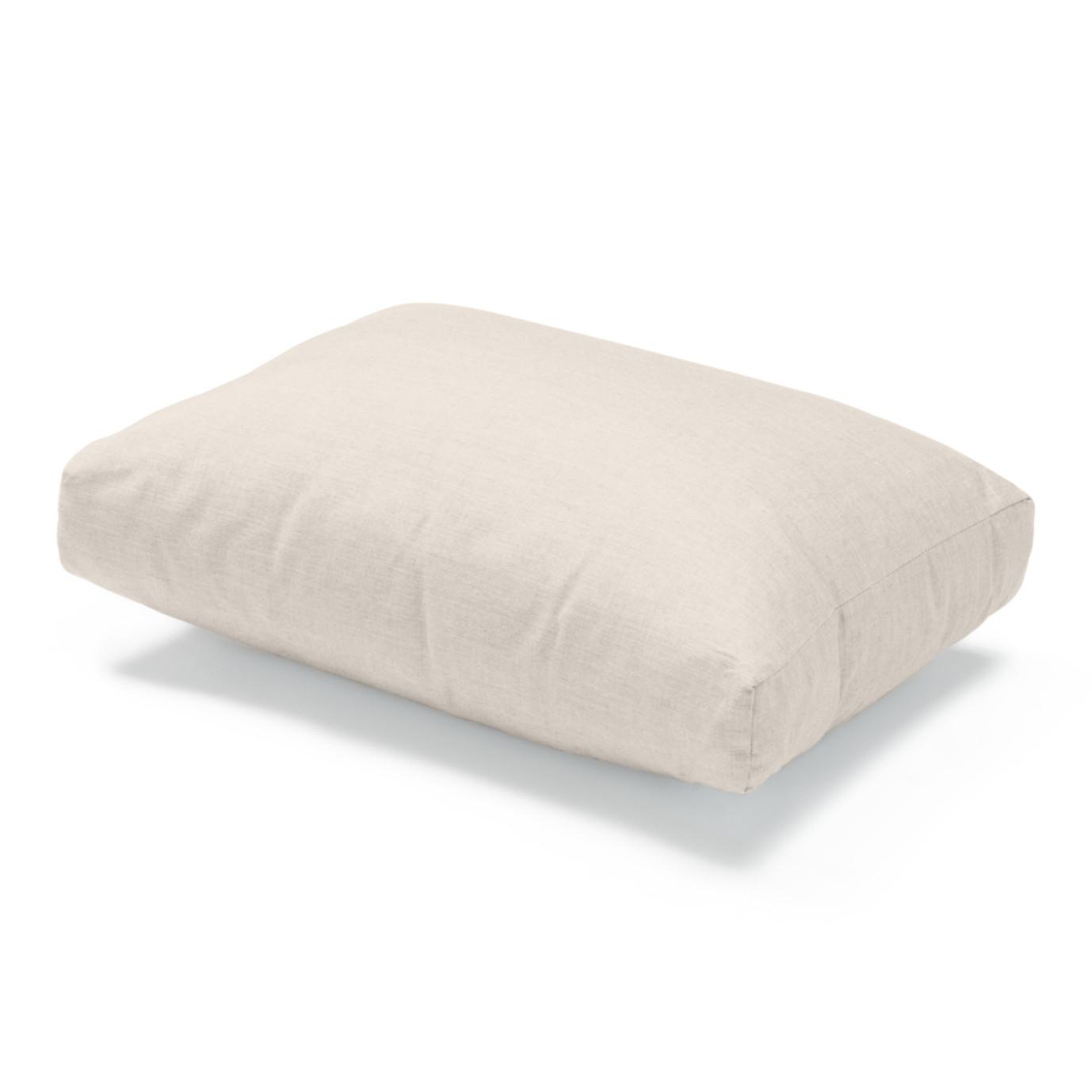 Portofino Sling Armless Chair Back Cushion - Beige Fennel