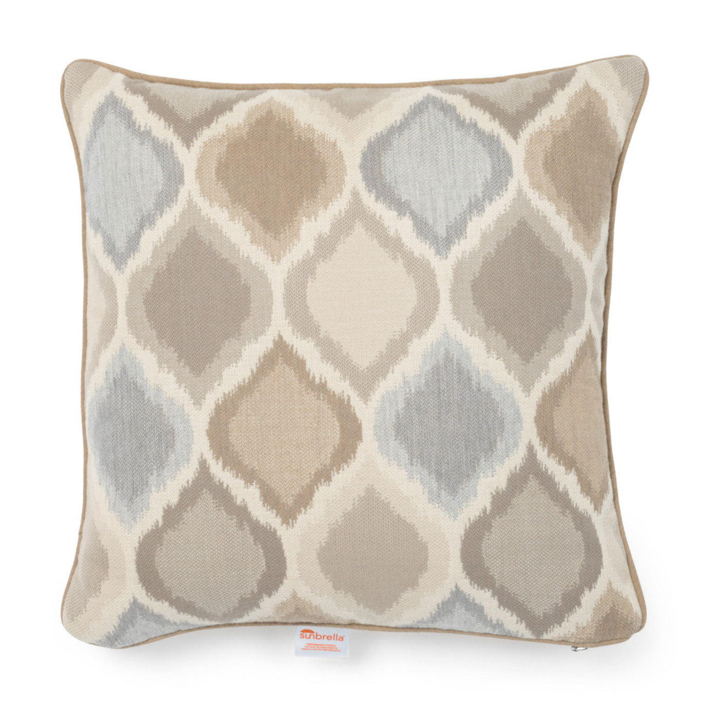 Portofino™ Comfort 16in Accent Pillow - Empire Dove