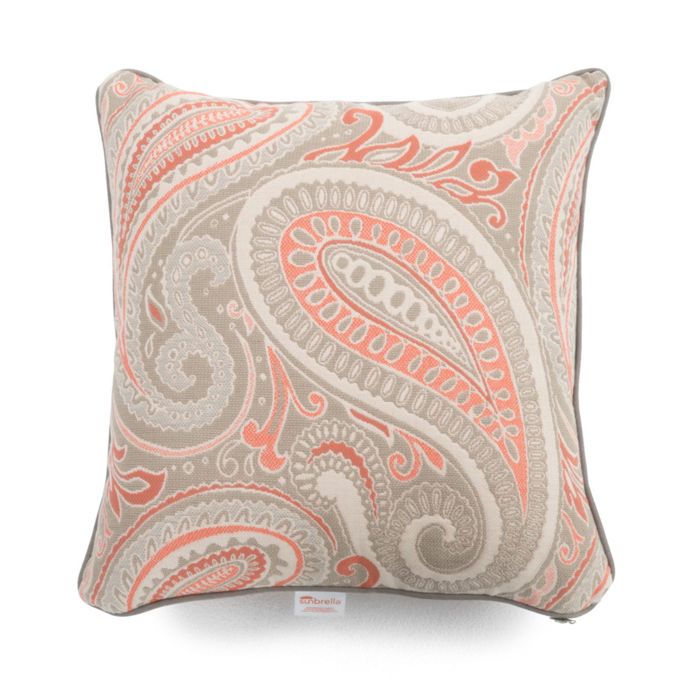Portofino™ Comfort 16in Accent Pillow - Royce Coral