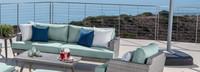 Portofino® Casual 20in Accent Pillow - Demo Putty