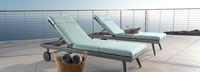 Portofino® Casual Lounger Mattress - Spa Blue