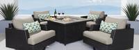 Portofino® Comfort Club Chair Back Cushion - Taupe Mist