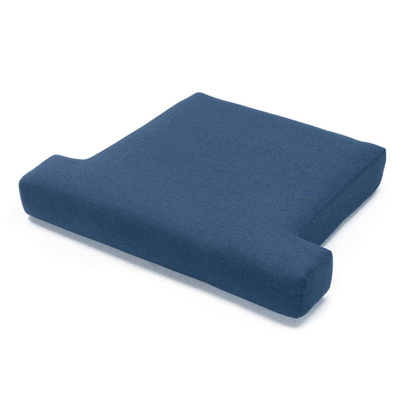 Portofino Comfort Club Chair Base Cushion - Laguna Blue