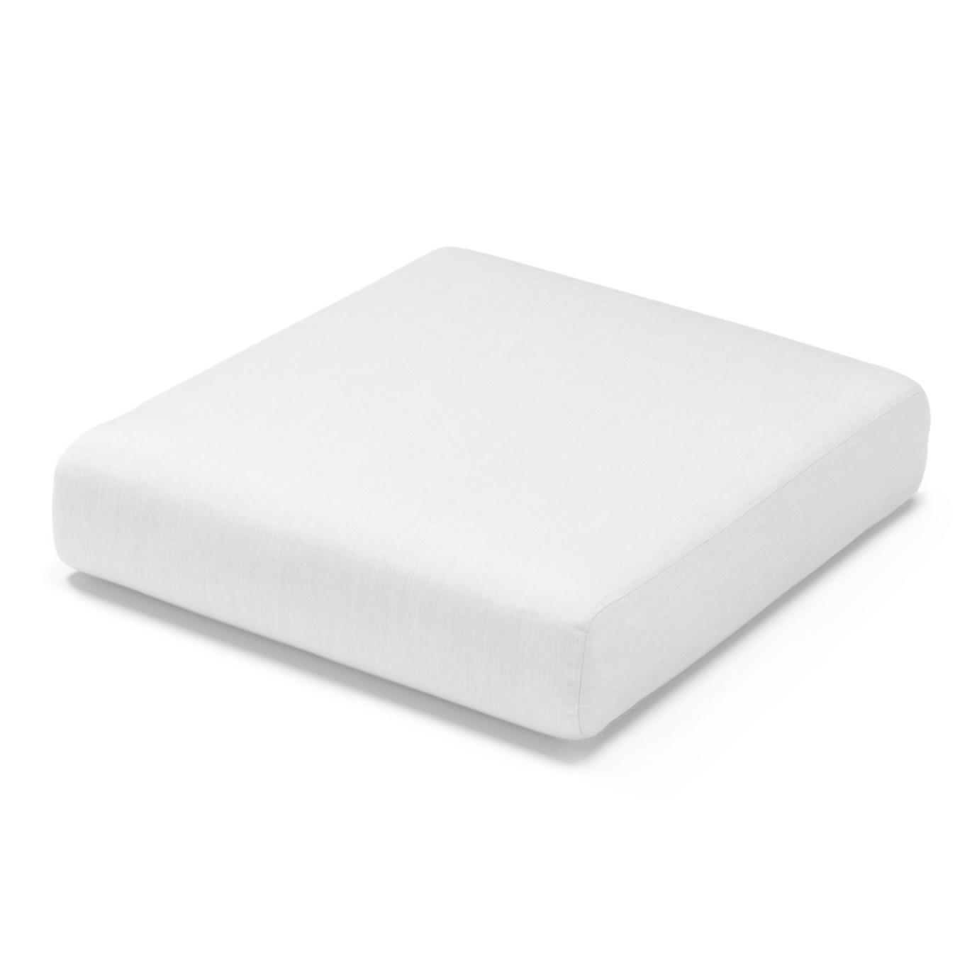 Portofino Sling Club Ottoman Cushion - Space Gray