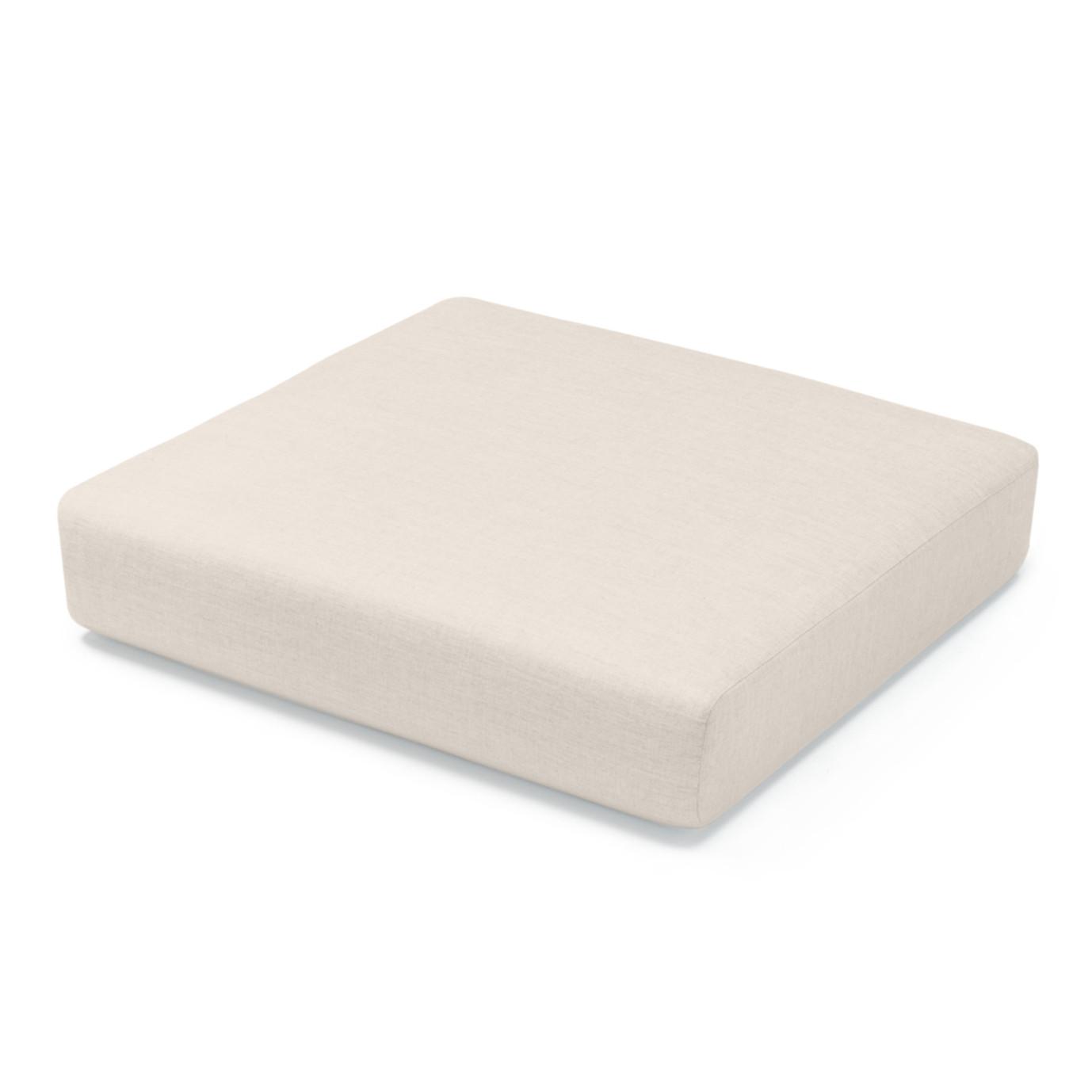 Portofino Sling Corner Chair Base Cushion - Beige Fennel