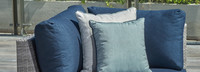 Portofino® Comfort Corner Chair Large Back Cushion - Laguna Blue