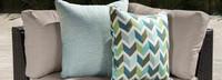 Portofino® Comfort Corner Chair Large Back Cushion - Taupe Mist