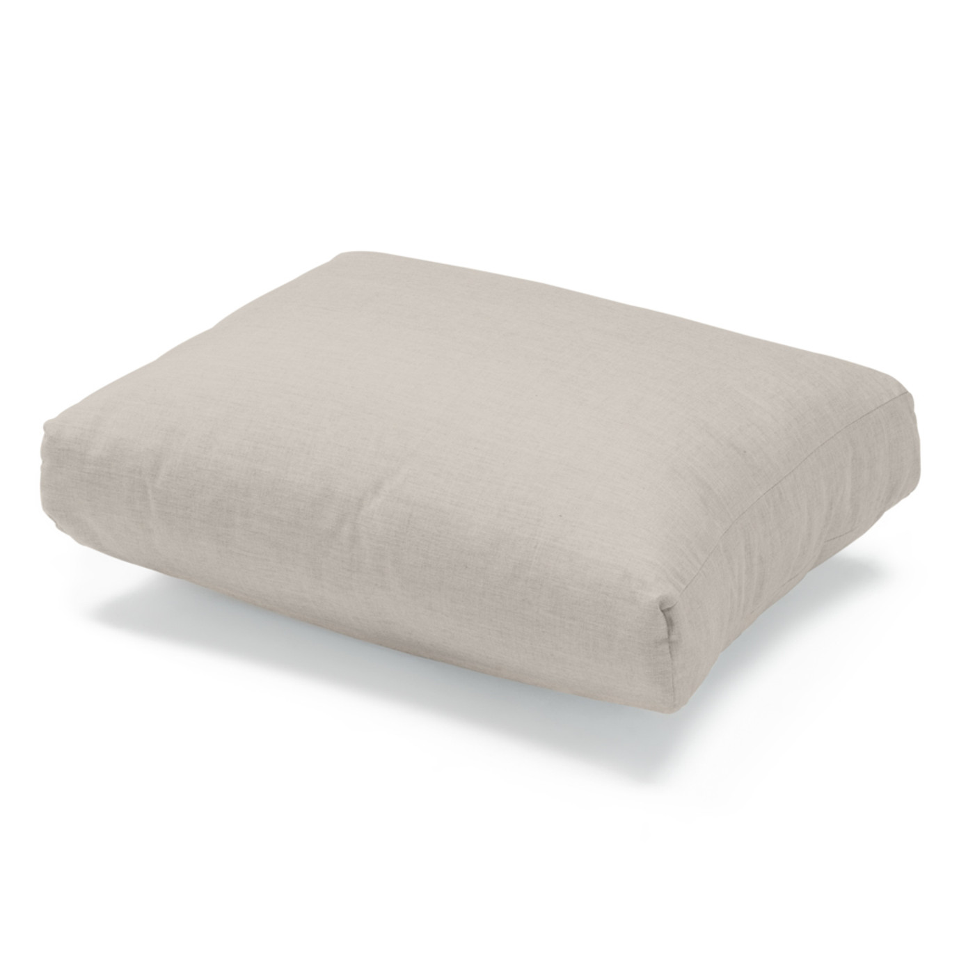 Portofino Comfort Corner Chair Small Back Cushion - Taupe Mist
