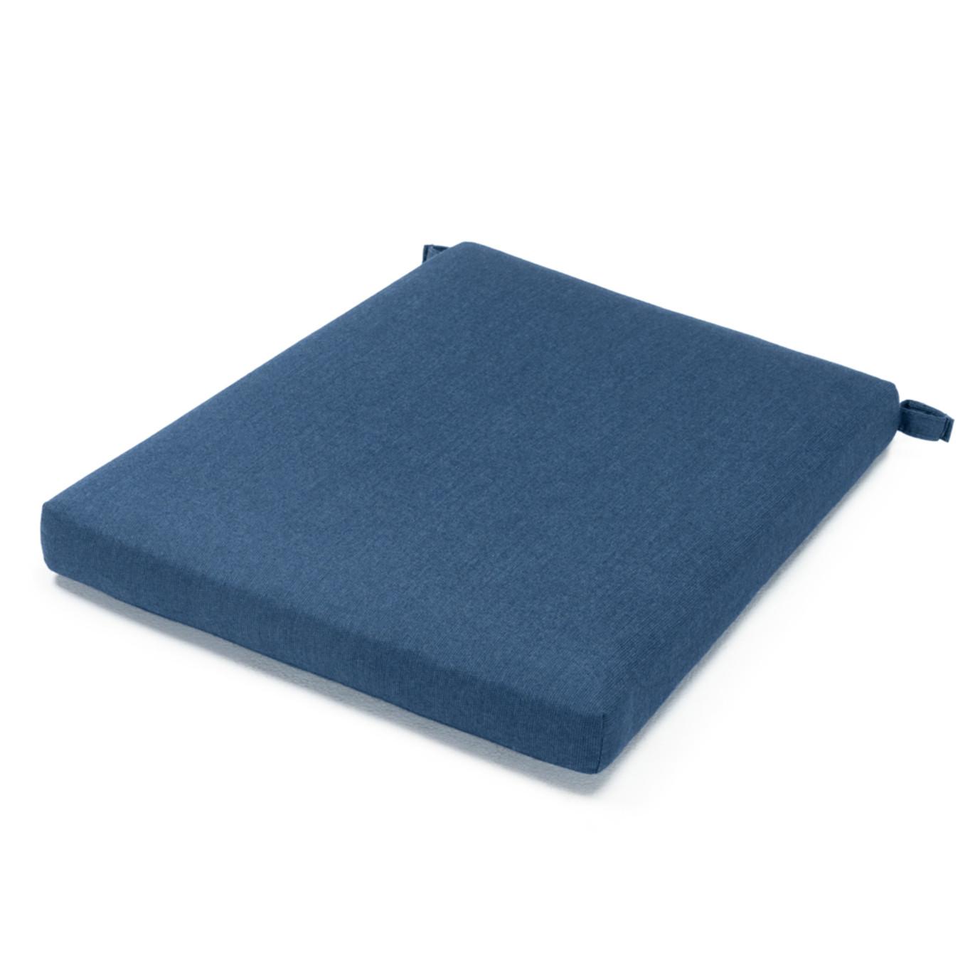 Portofino Comfort Dining Chair Cushion - Laguna Blue