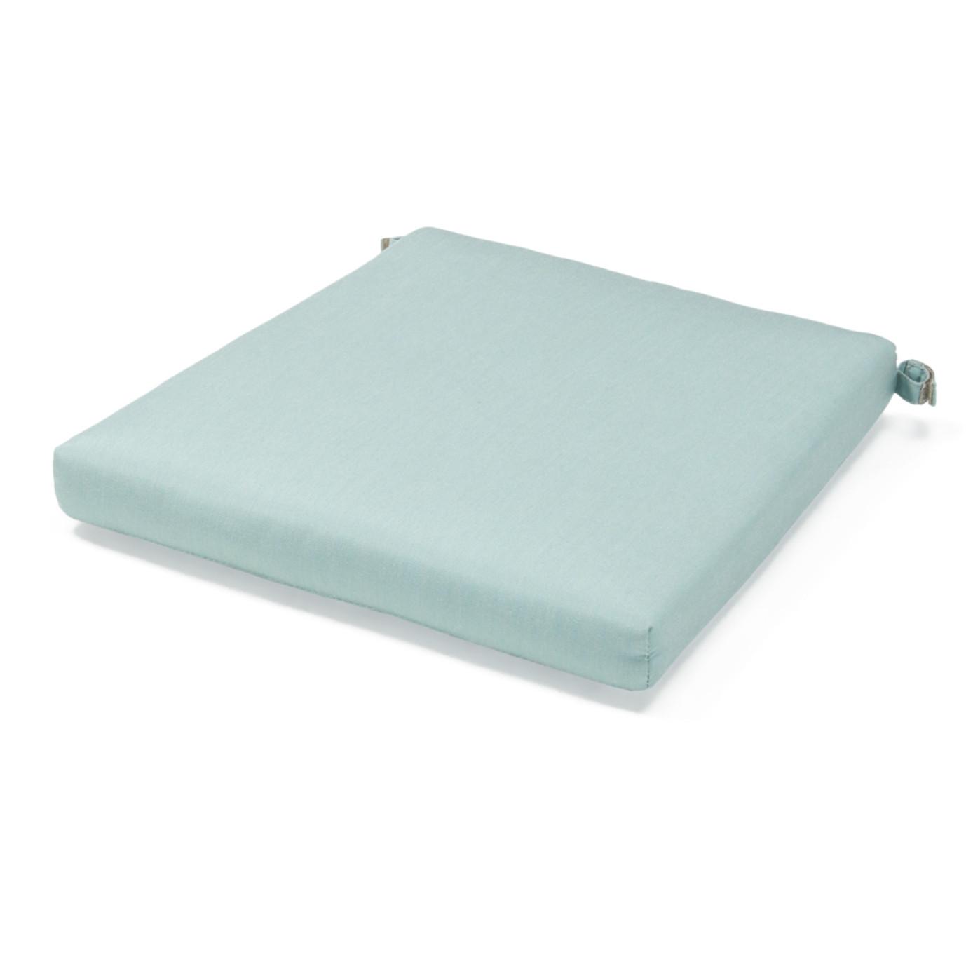 Portofino Casual Dining Chair Cushion - Spa Blue