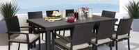 Portofino® Comfort Dining Chair Cushion - Taupe Mist