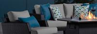 Portofino® Casual Lumbar Cushion - Demo Reef