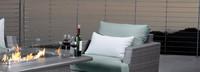 Portofino® Casual Lumbar Cushion - Demo Putty