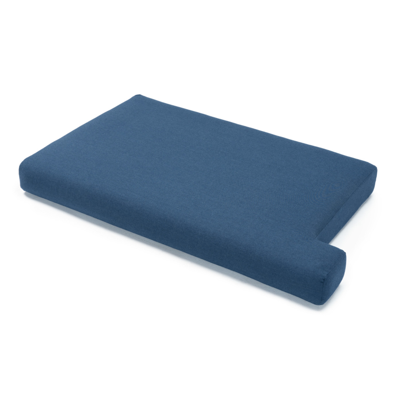 Portofino Comfort 96in Sofa Left Base Cushion - Laguna Blue