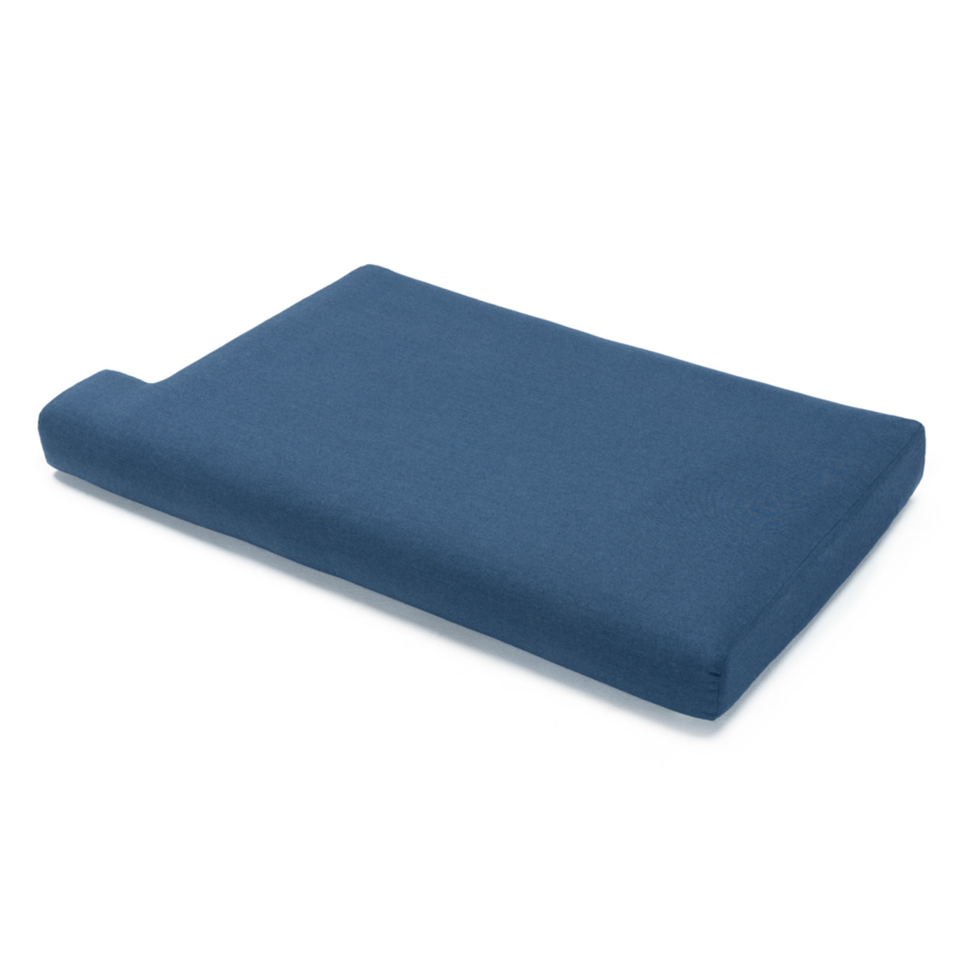Portofino Comfort 96in Sofa Right Base Cushion - Laguna Blue