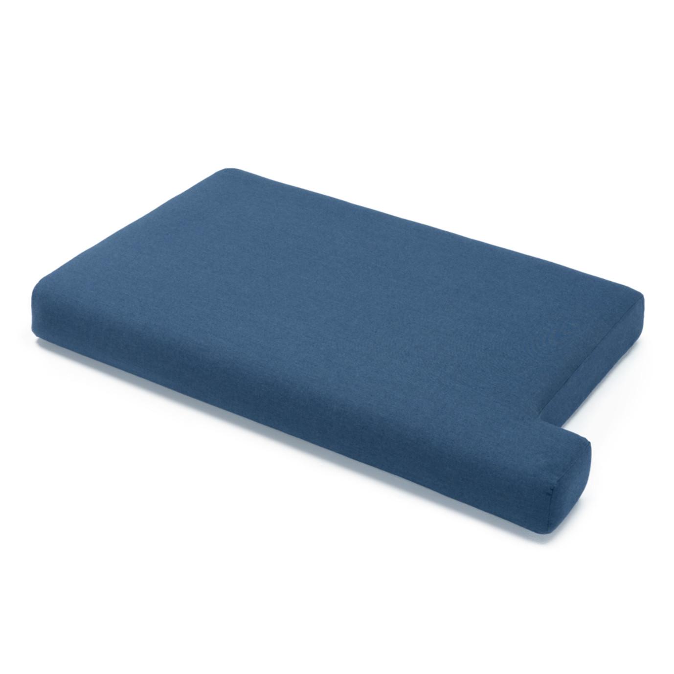 Portofino Comfort 88in Sofa Left Base Cushion - Laguna Blue