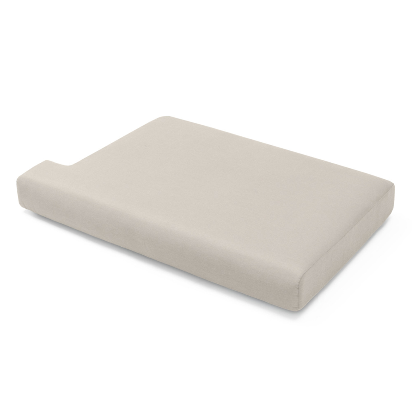 Portofino Comfort 88in Sofa Right Base Cushion - Taupe Mist