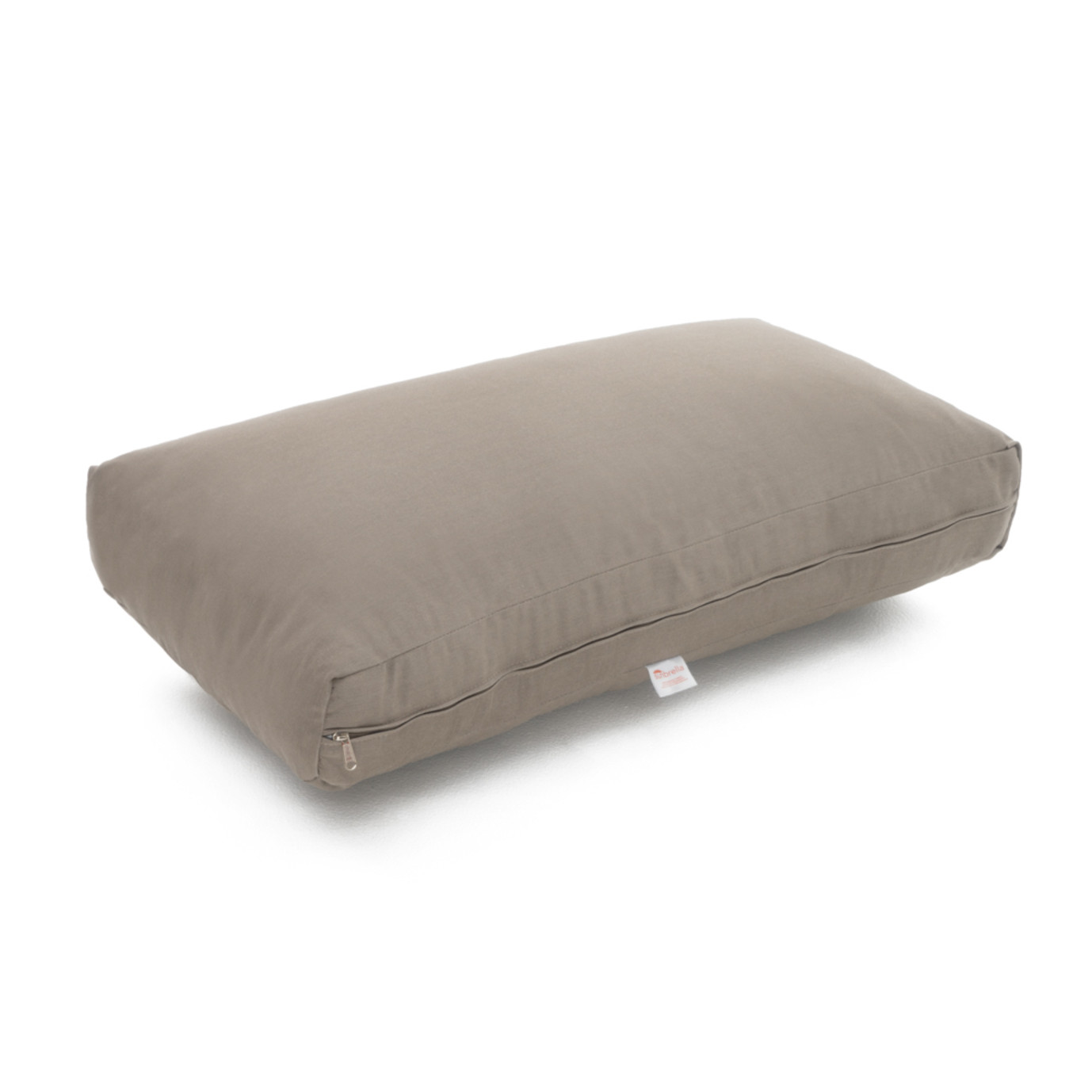 Portofino™ Comfort Loveseat Back Cushion - Kona Taupe