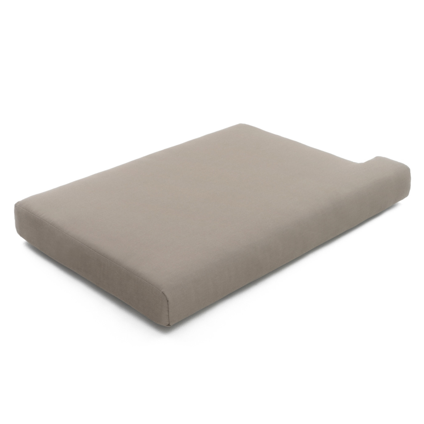Portofino™ Comfort 96in Sofa Left Base Cushion - Kona Taupe