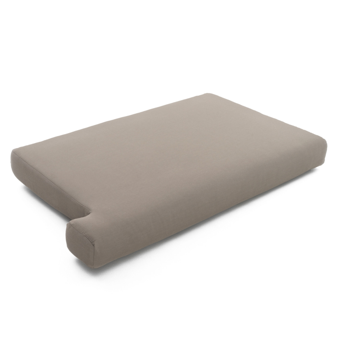 Portofino™ Comfort 96in Sofa Right Base Cushion - Kona Taupe