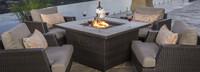Legacy Furniture Cover - Portofino® 48in Fire Table