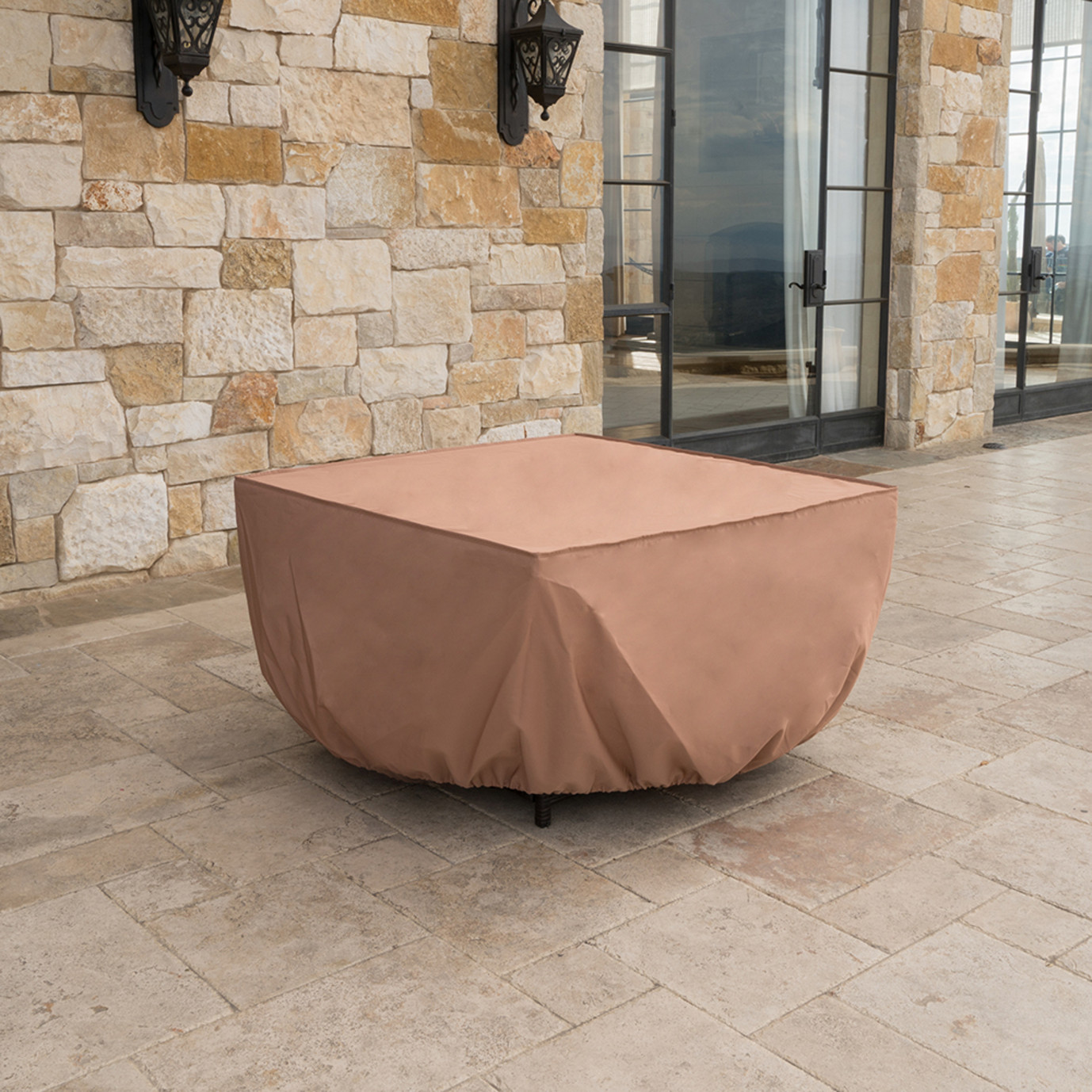 Legacy Furniture Cover - Portofino® 48in Fire Table