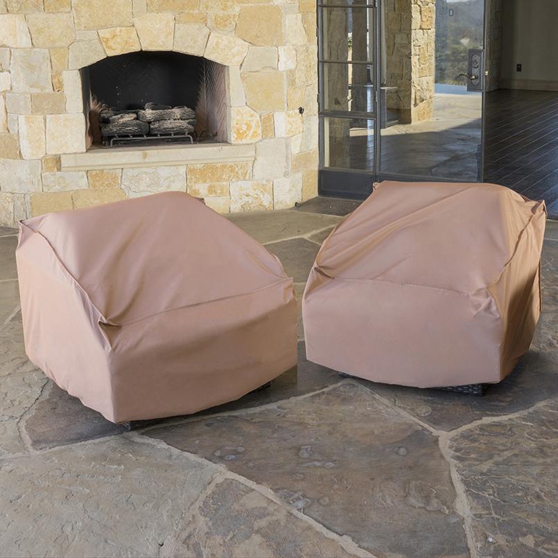 Portofino/ Vistano Club Chair Furniture Covers