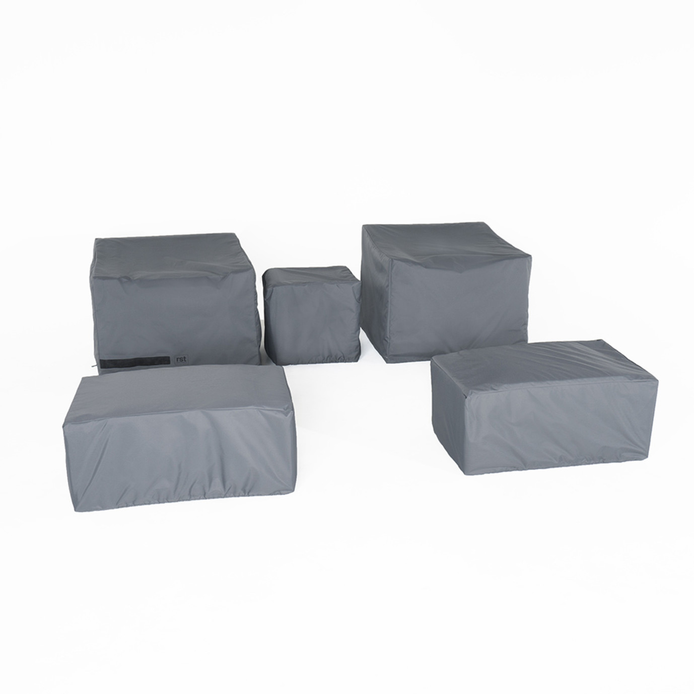 Resort™ Furniture Covers - 5pc Club Chair Set