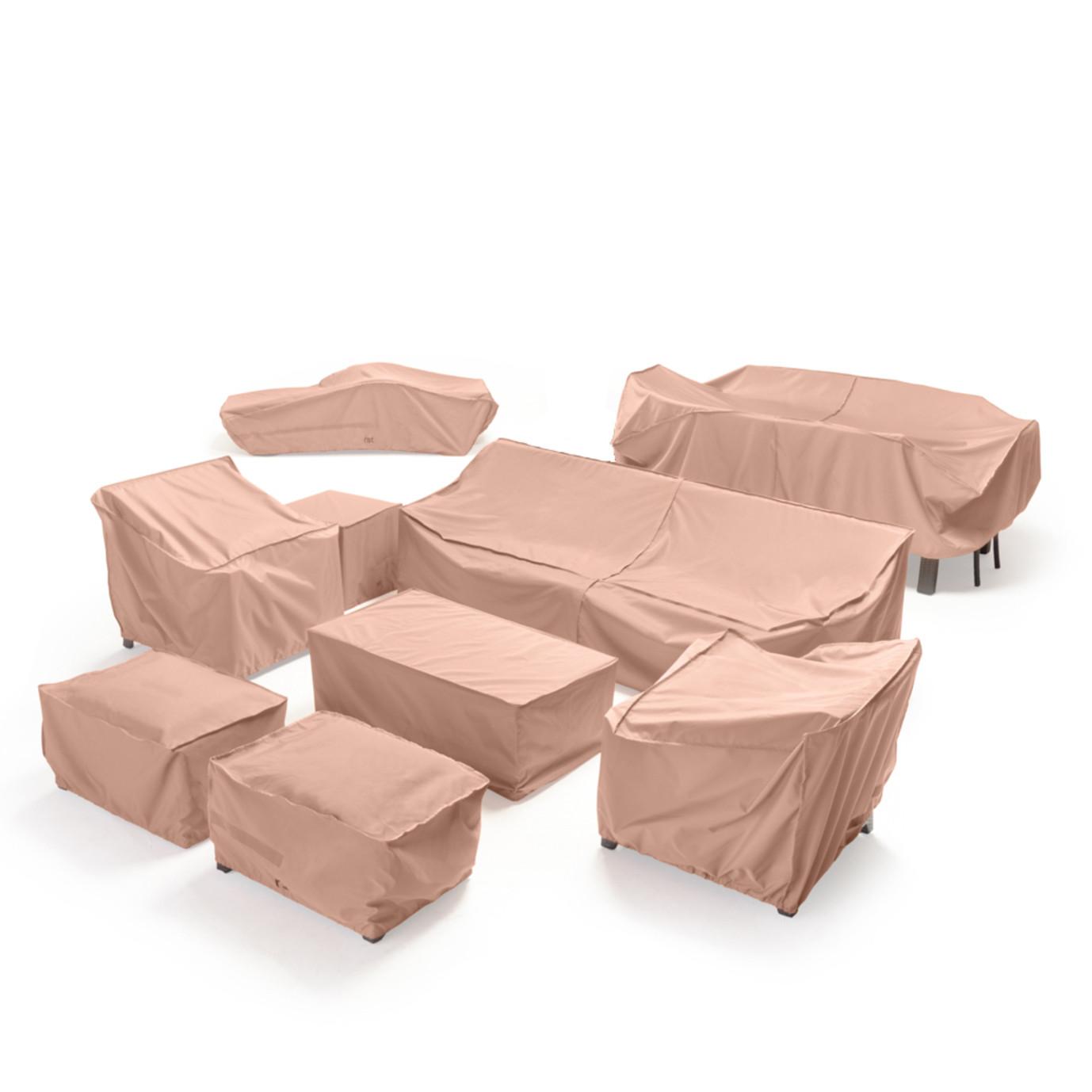 20pc Estate Collection Furniture Storage Cover Set