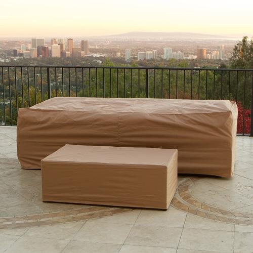 Portofino Furniture Covers for 96 Sofa & Coffee Table - Outdoor Furniture by RST Brands