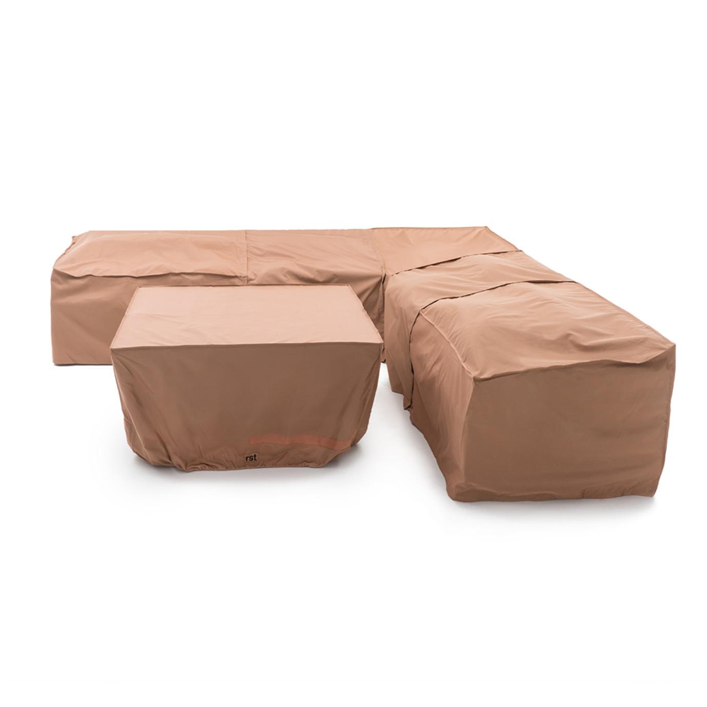 Portofino® Zipper Furniture Covers for 6pc Fire Sectional