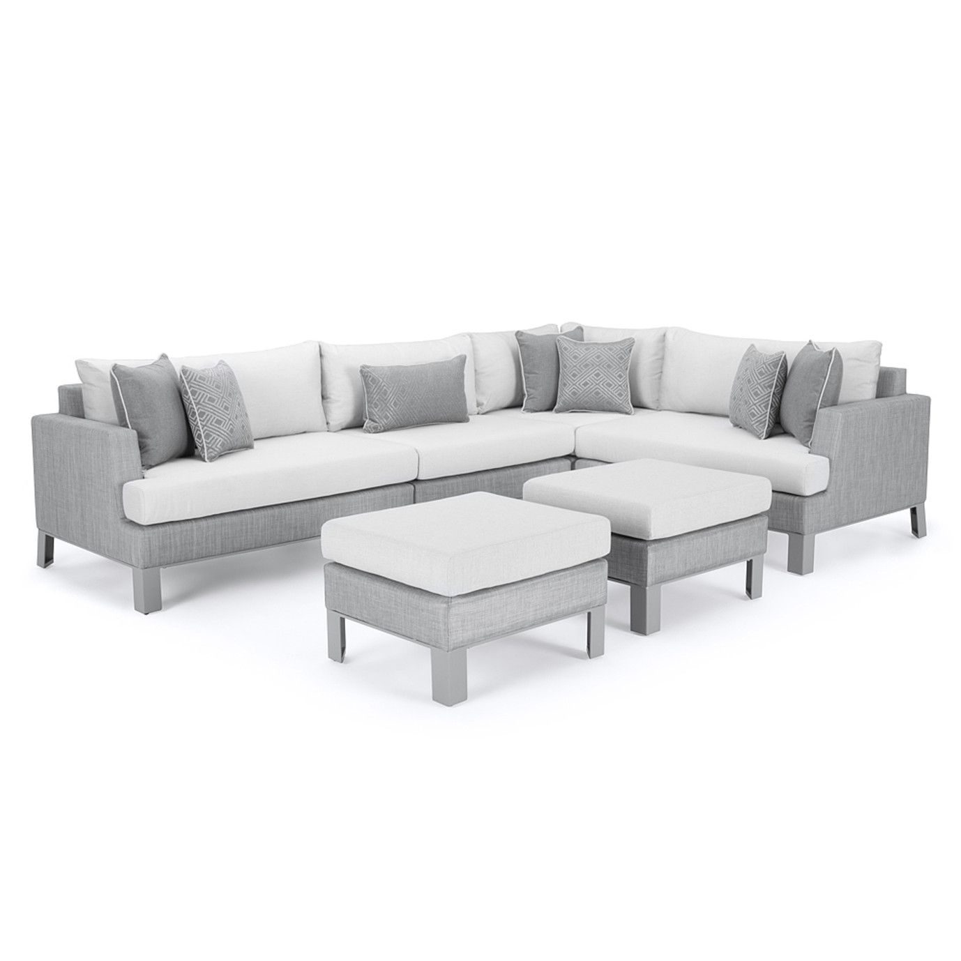 Legacy Furniture Covers - Portofino® Sling 6pc Sectional