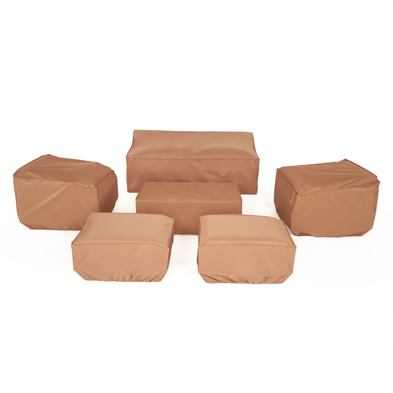 Vistano™ 7pc Deep Seating Furniture Cover Set