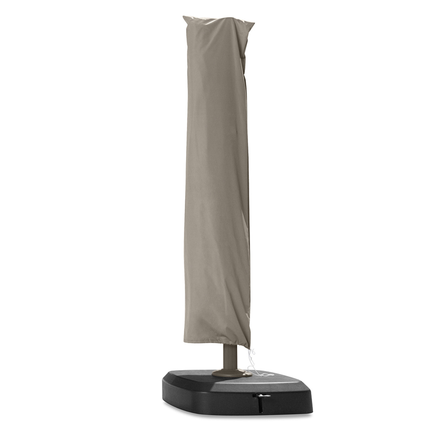 Portofino™ Comfort 10ft Resort Umbrella - Espresso Taupe