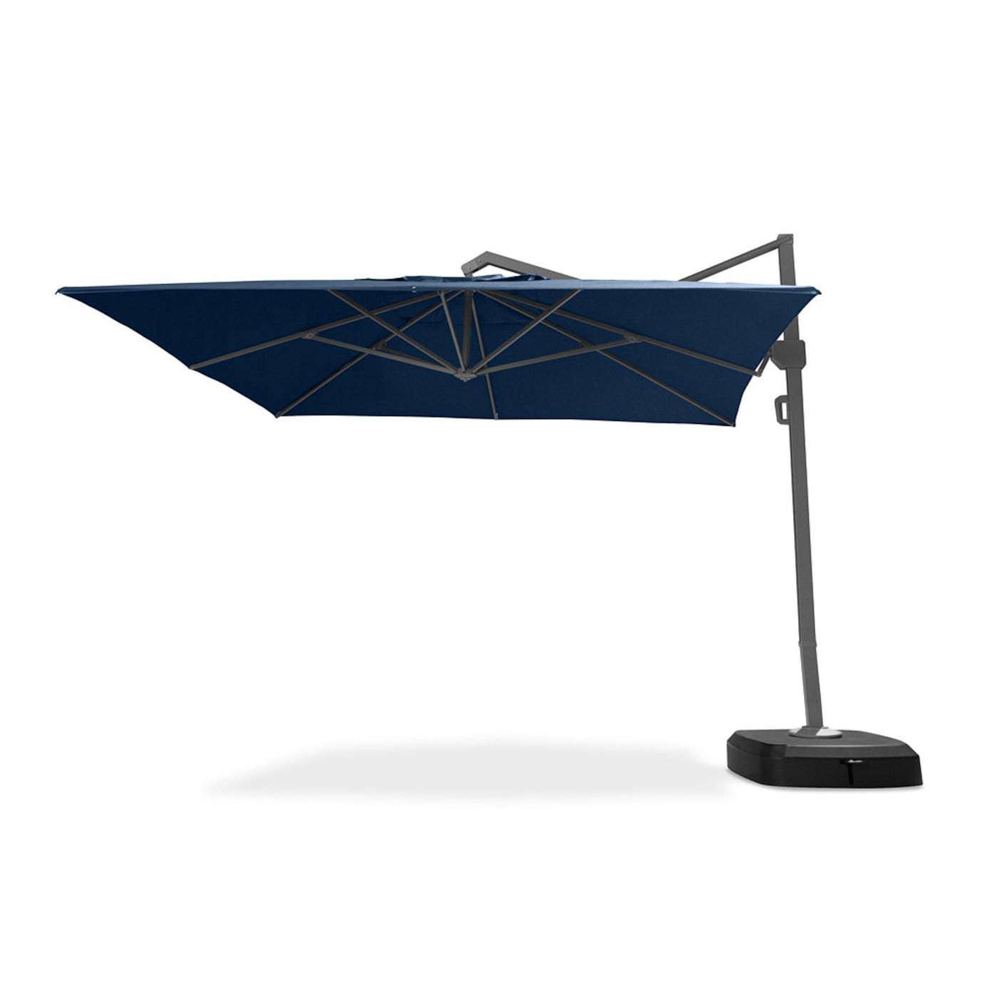Portofino Commercial 12ft Umbrella Laguna Blue By Rst