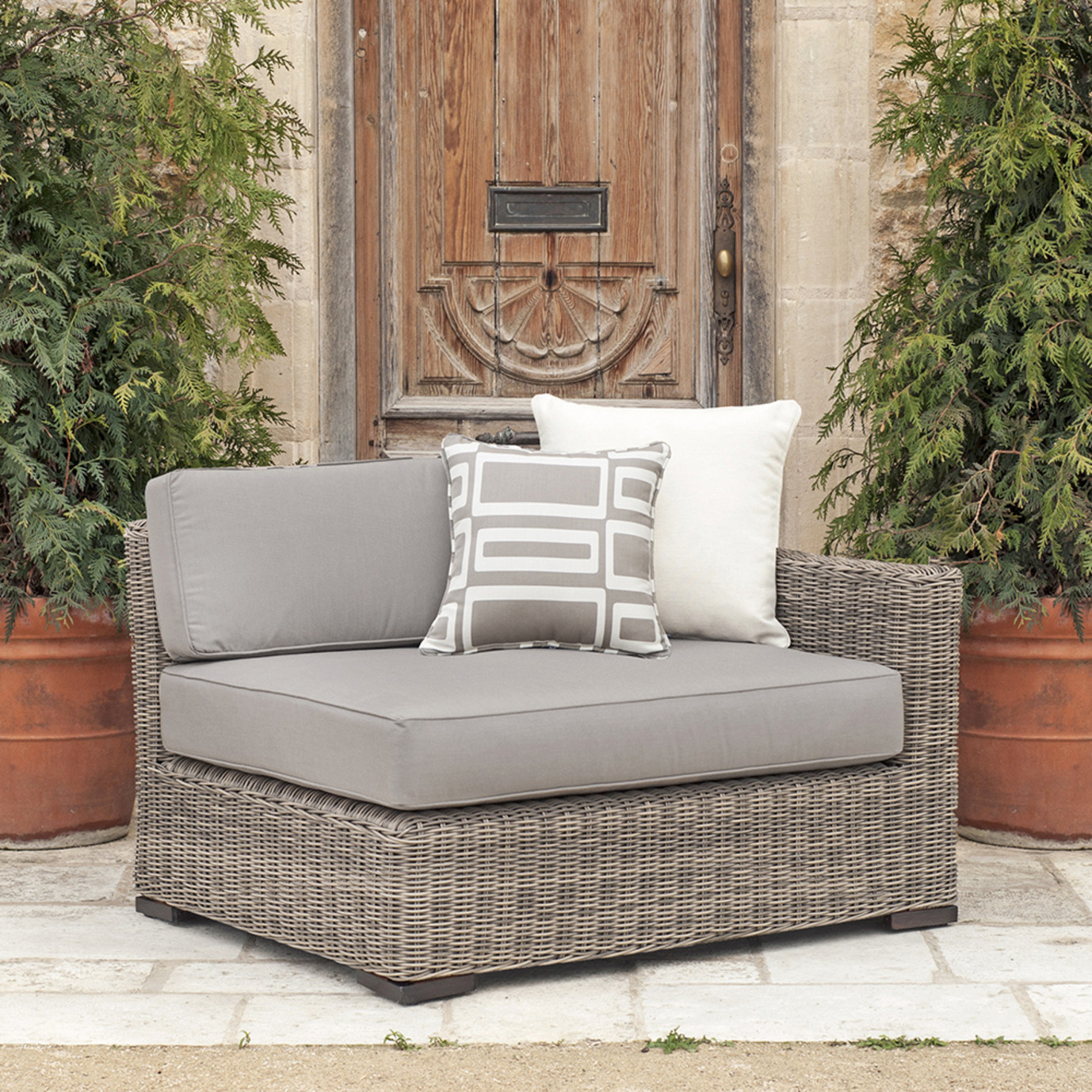 Resort™ Left Sofa End