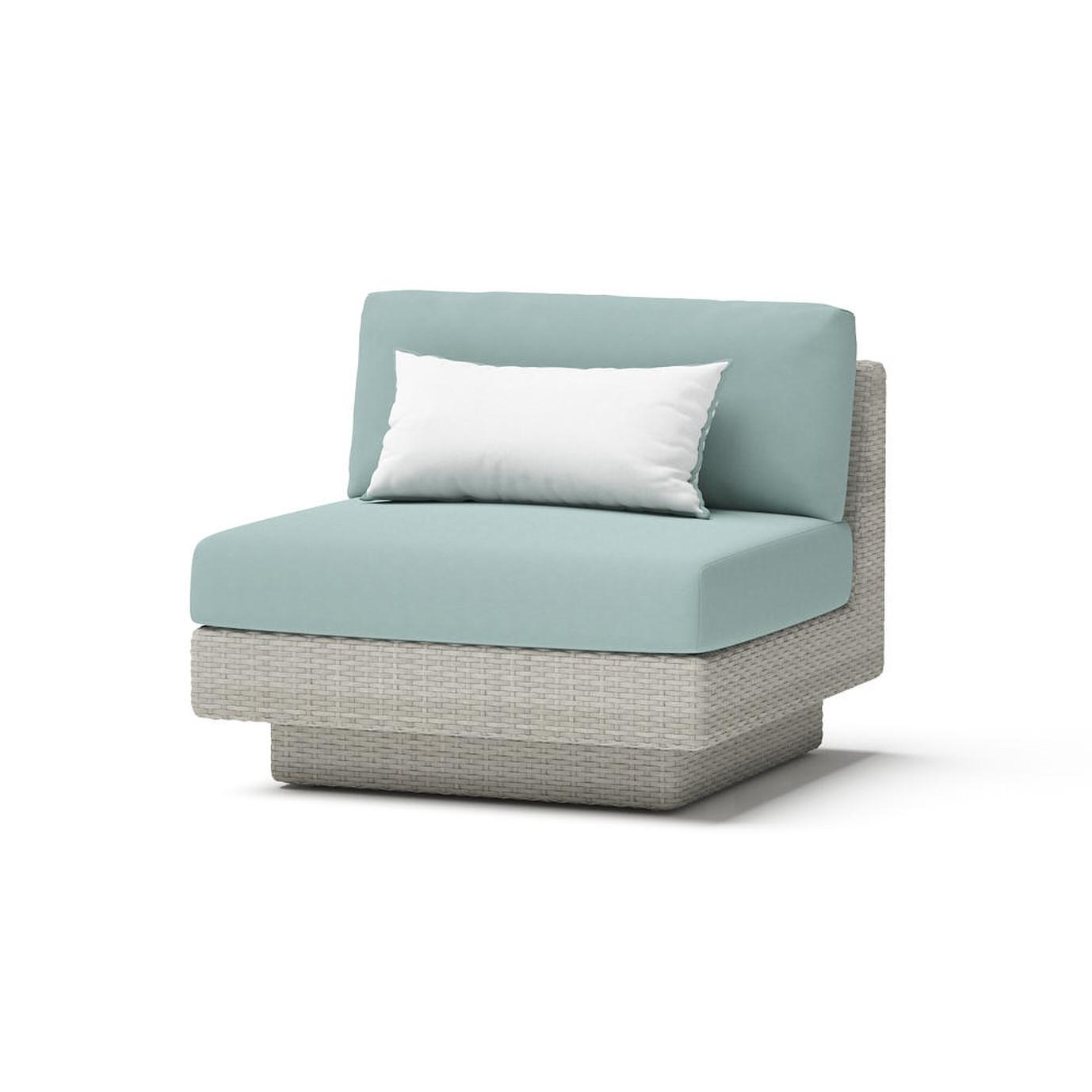 Portofino® Comfort Single Armless Chair
