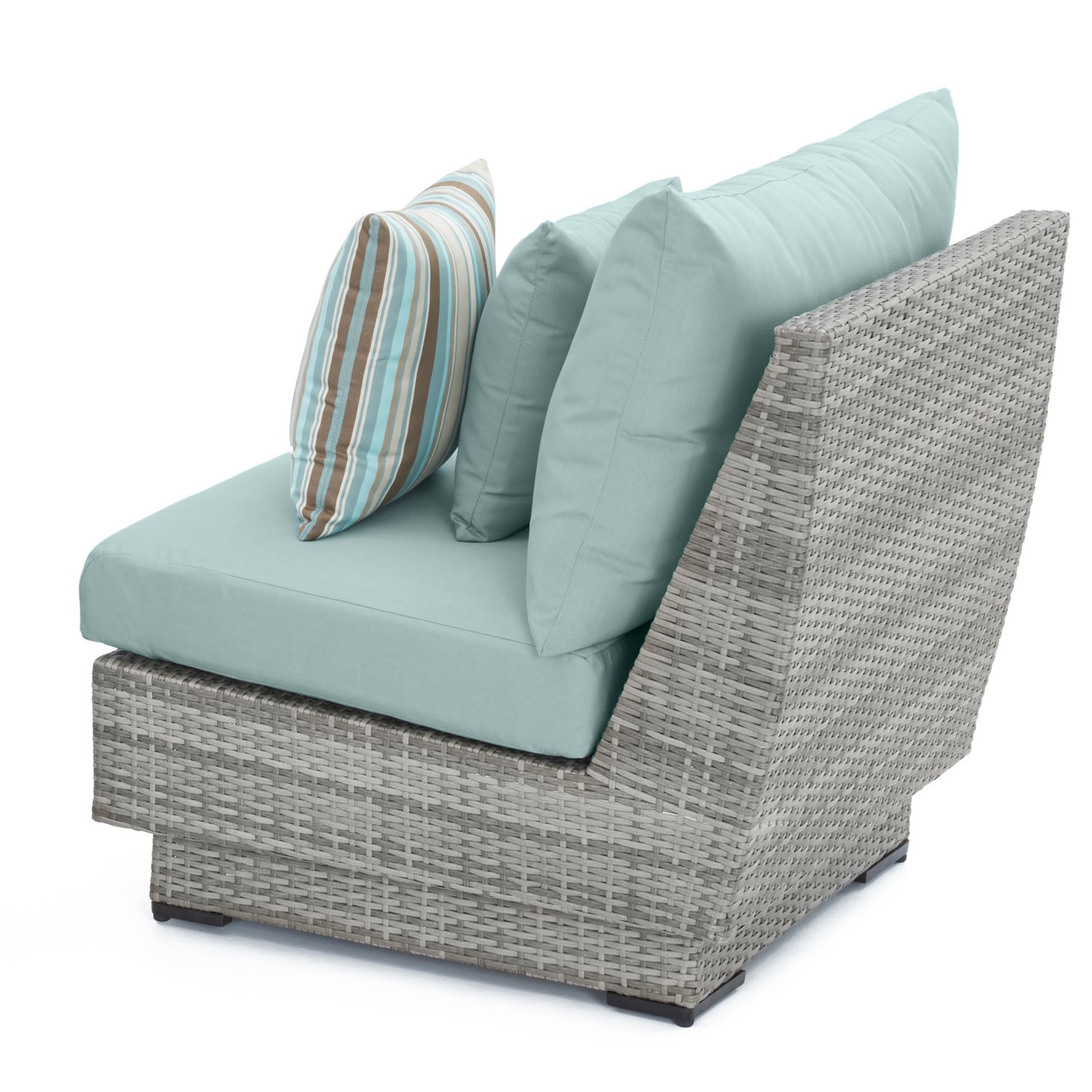 Cannes™ Armless Chairs - Bliss Blue