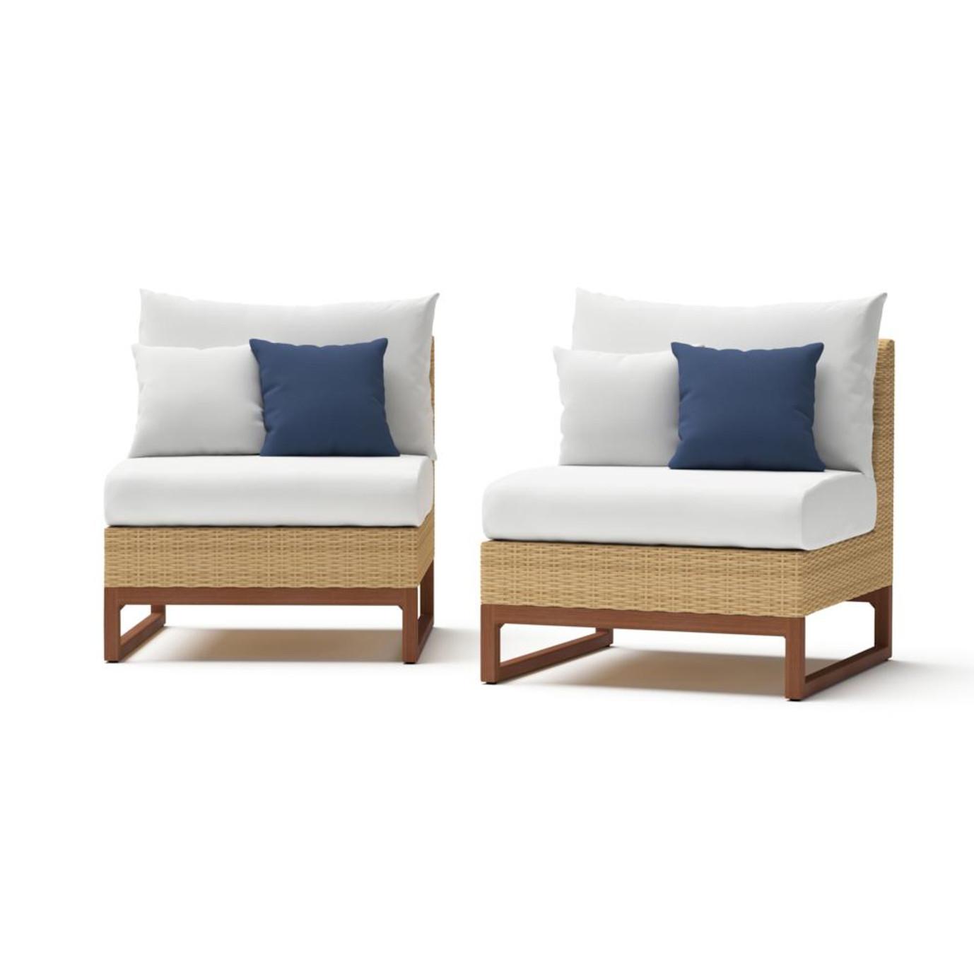 Mili™ Armless Chairs