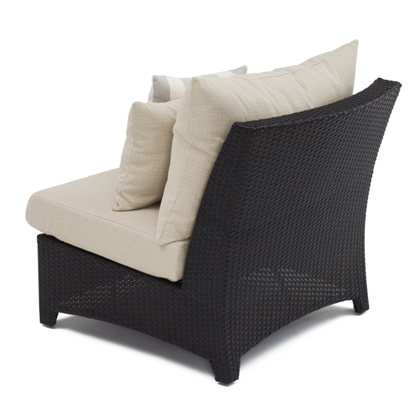 Deco™ Armless Chairs - Slate Gray