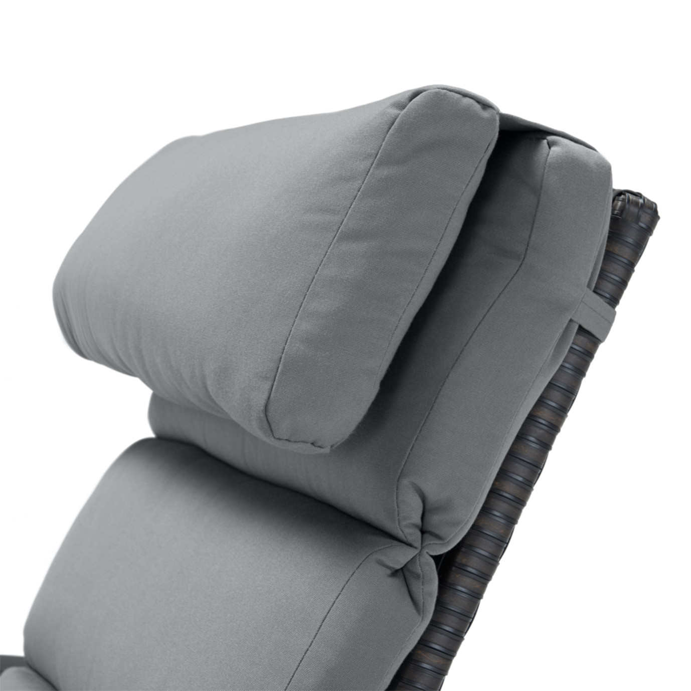 Barcelo™ Chaise Lounge 2pk - Charcoal Gray